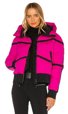 Web Jacket Goldbergh $559