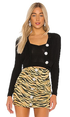 Cropped Cardigan GIUSEPPE DI MORABITO $462 Collections