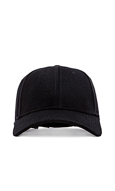Gents Co. Luxe Cashmere Blend Cap in Black