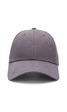 Gents Co. Director's Cap in Charcoal