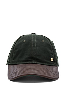 Alexander Cap in Green