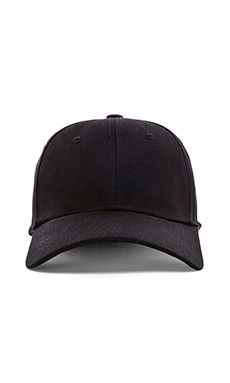 Gents Co. Director's Cap in Black