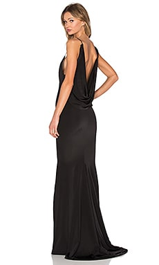 Evgeni Dress in Black