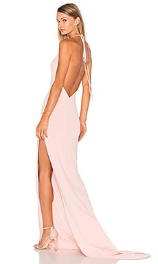 Gemeli Power Remy K Dress in Blush Pink