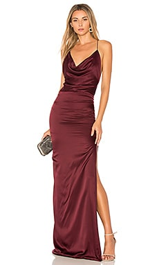 Silk D Dupey Gown