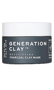 Detoxifying Charcoal Clay Mask Generation Clay $39