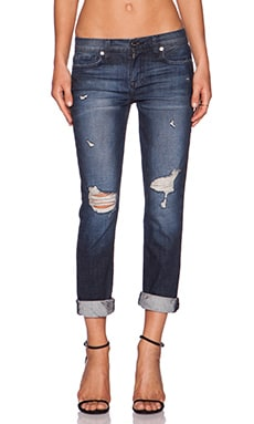 Genetic Denim Alexa Slim Boyfriend in Montage