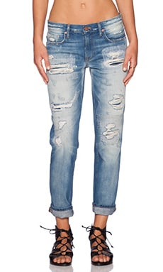 Genetic Denim Alexa Slim Boyfriend in Riptide
