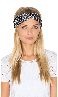 Genie by Eugenia Kim Penny Headband in Black & White