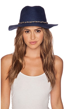 Genie by Eugenia Kim Billie Hat in Navy