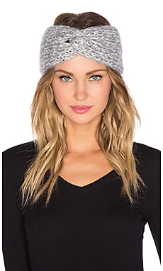 Genie by Eugenia Kim Britt Headwrap in Light Grey