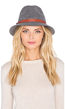 Genie by Eugenia Kim Jordan Hat in Heather Grey