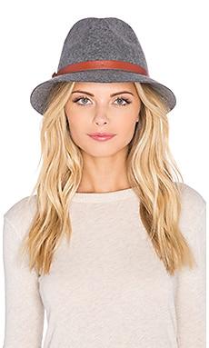 Genie by Eugenia Kim Jordan Hat in Heather Grey