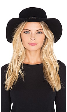 Genie by Eugenia Kim Zana Hat in Black