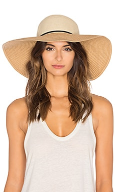 Genie by Eugenia Kim Cecily Hat in Natural & Combo