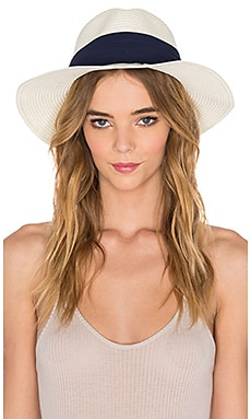 Billie Hat in Ivory
