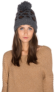 Logan Beanie in Grey