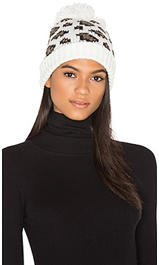Logan Beanie in White