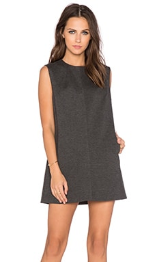 GETTINGBACKTOSQUAREONE Surry Hills Dress in Charcoal Grey