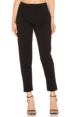 The Menswear Pant in Black