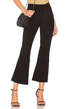 High Rise Crop Pant GETTINGBACKTOSQUAREONE $126