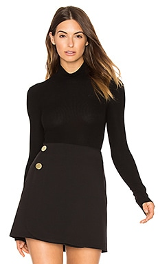 Turtleneck Bodysuit