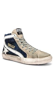 Slide Sneaker Golden Goose $525