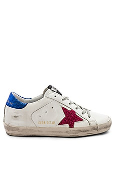 КРОССОВКИ SUPERSTAR Golden Goose $495