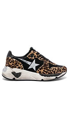 КРОССОВКИ RUNNING SOLE Golden Goose $600