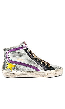 КРОССОВКИ SLIDE Golden Goose $600
