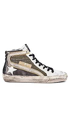 SNEAKERS HAUTES SLIDE Golden Goose $550