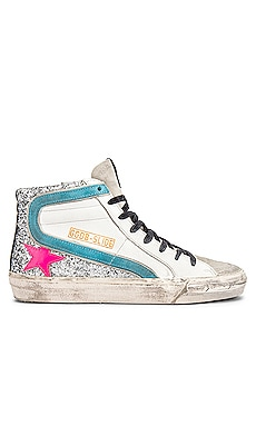 ZAPATILLAS TIPO TENIS SLIDE Golden Goose $560