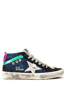 Mid Star Sneaker Golden Goose $530 NEW ARRIVAL