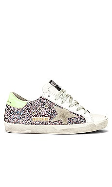 SUPERSTAR 閃耀運動鞋 Golden Goose $560