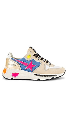 RUNNING SOLE 運動鞋 Golden Goose $530