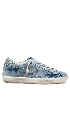 Superstar Sneaker in Bleached