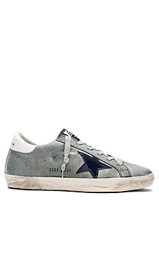 Superstar Sneaker in Sage Green