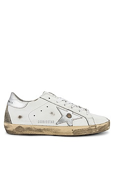 Superstar Laminated Sneaker Golden Goose $495