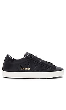 Superstar Sneaker in Smock Black