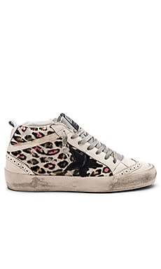Mid Star Sneaker Golden Goose $565 Collections