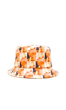 Gitman Vintage Bucket Hat in White