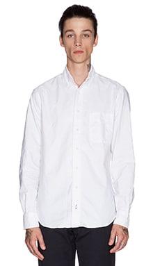 Gitman Vintage Oxford Button Down in White