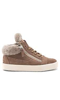 Maylondon Sheep Fur Sneaker