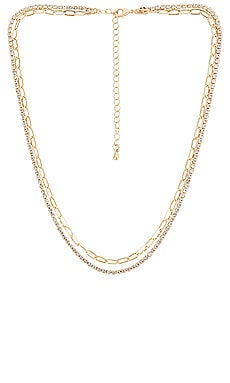 COLLAR PERFECT EIGHT by GJENMI JEWELRY $31