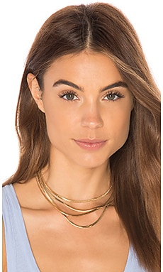 Cleo Choker EIGHT by GJENMI JEWELRY $57