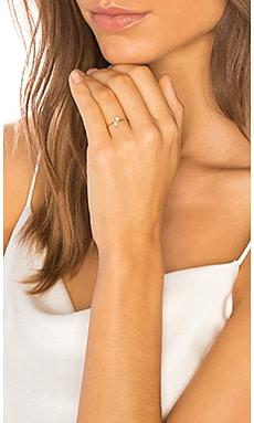 Купить Изящное кольцо together - EIGHT by GJENMI JEWELRY, Золотой, США, Металлический золотой