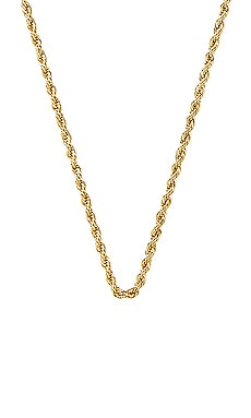 Rope Layering Chain Necklace EIGHT by GJENMI JEWELRY $24
