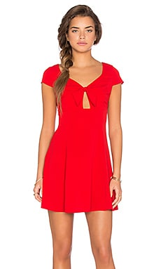 GLAMOROUS Dress in Red