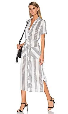 Платье на пуговицах - GLAMOROUS