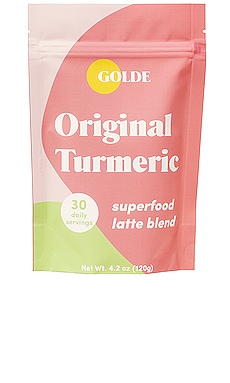 Original GOLDE Turmeric Tonic Blend GOLDE $29